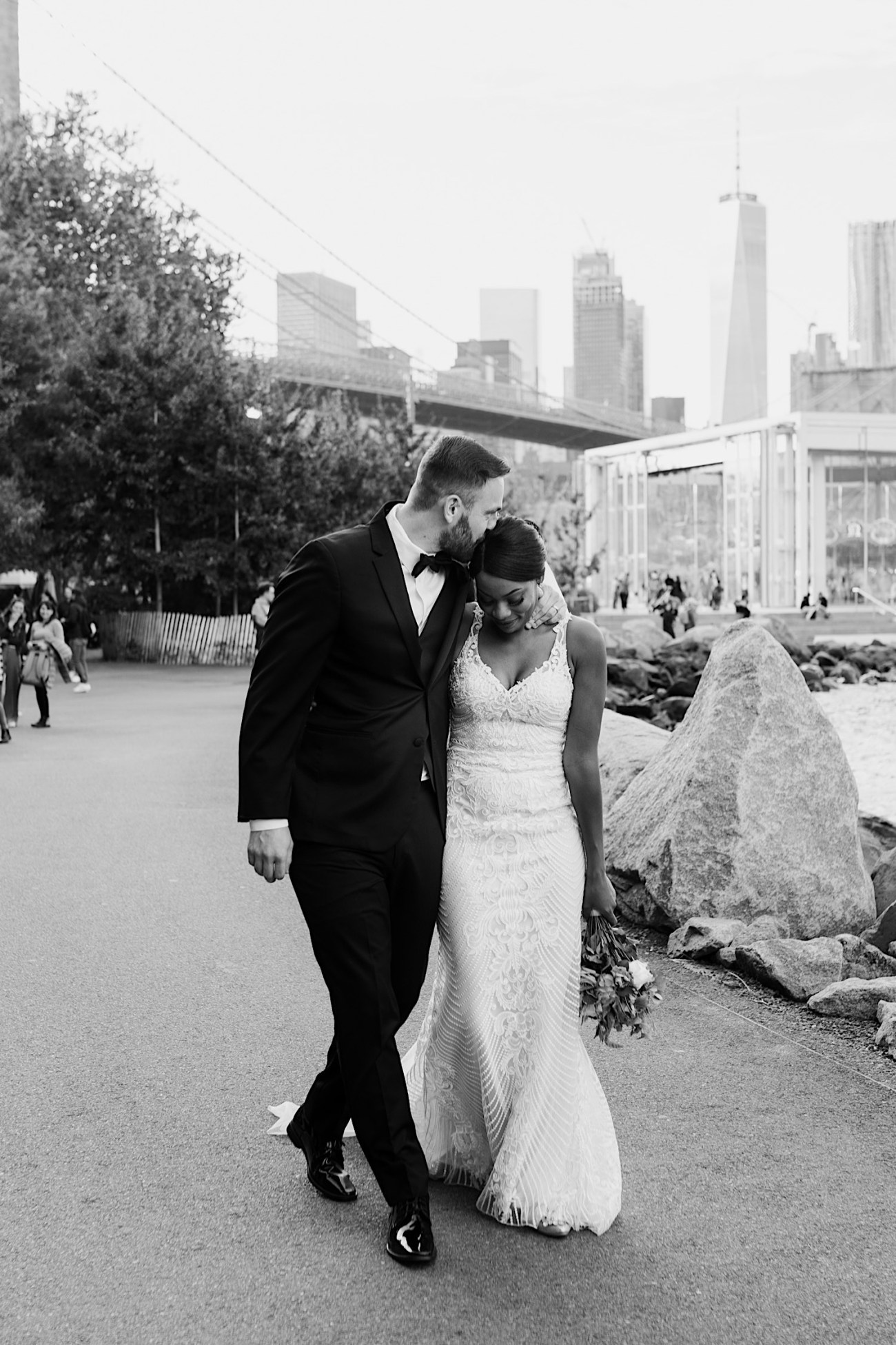 Brooklyn Dumbo Elopement NYC Wedding Photographer New York Elopement 33