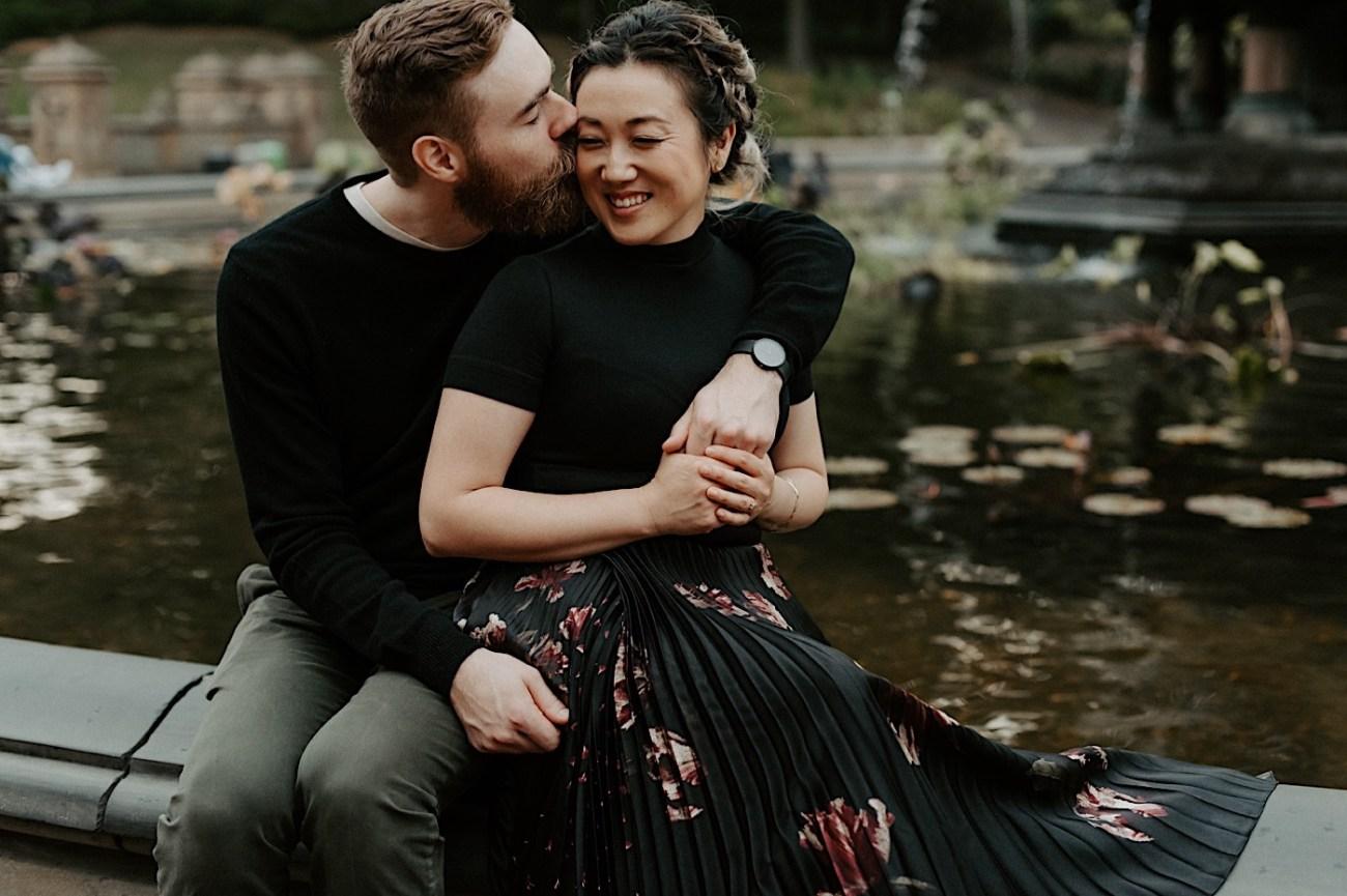 Central Park Engagement Session New York Wedding Photographer 09