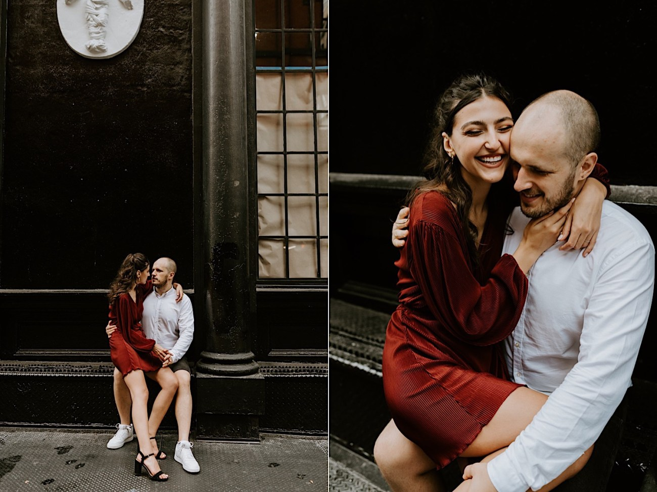Soho Engagement Session New York Wedding Photographer 10