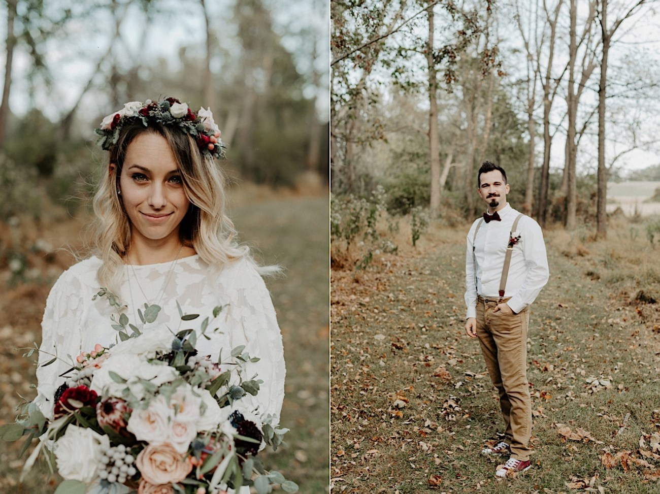 Woolverton Inn Elopement NJ Wedding Photographer Boho Wedding 013
