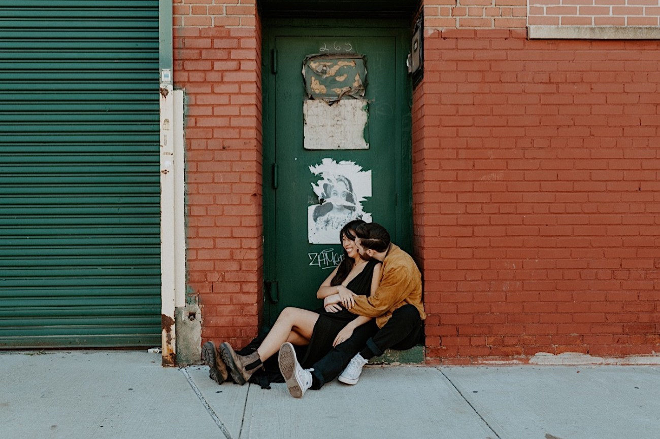 Brooklyn 501 Union Engagement Session New York Wedding Photographer 10