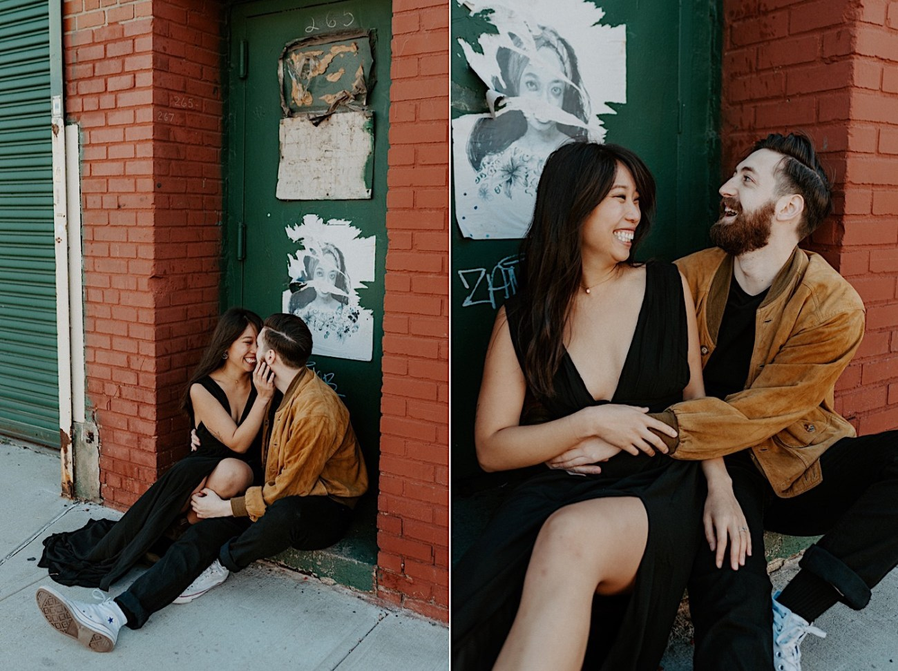 Brooklyn 501 Union Engagement Session New York Wedding Photographer 11