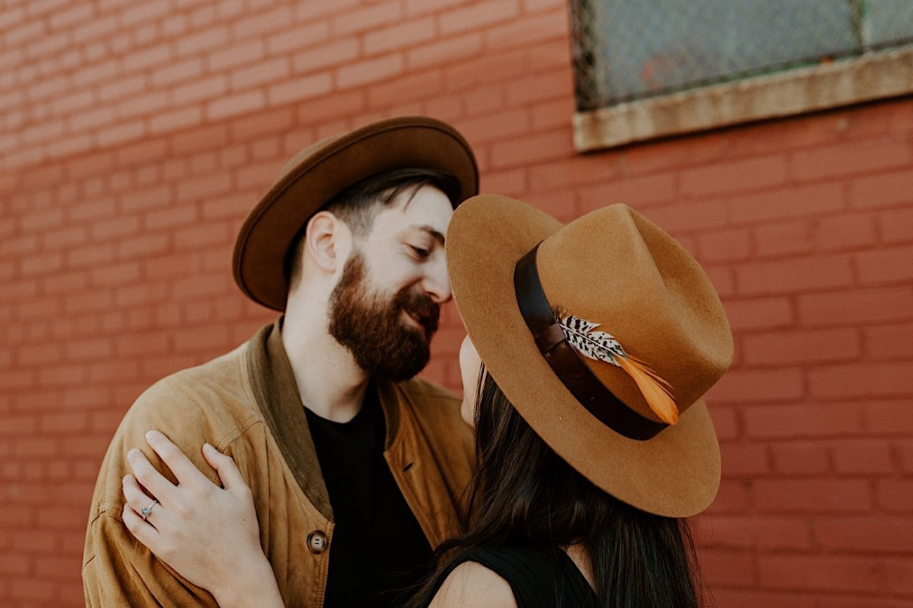 Brooklyn 501 Union Engagement Session New York Wedding Photographer 21