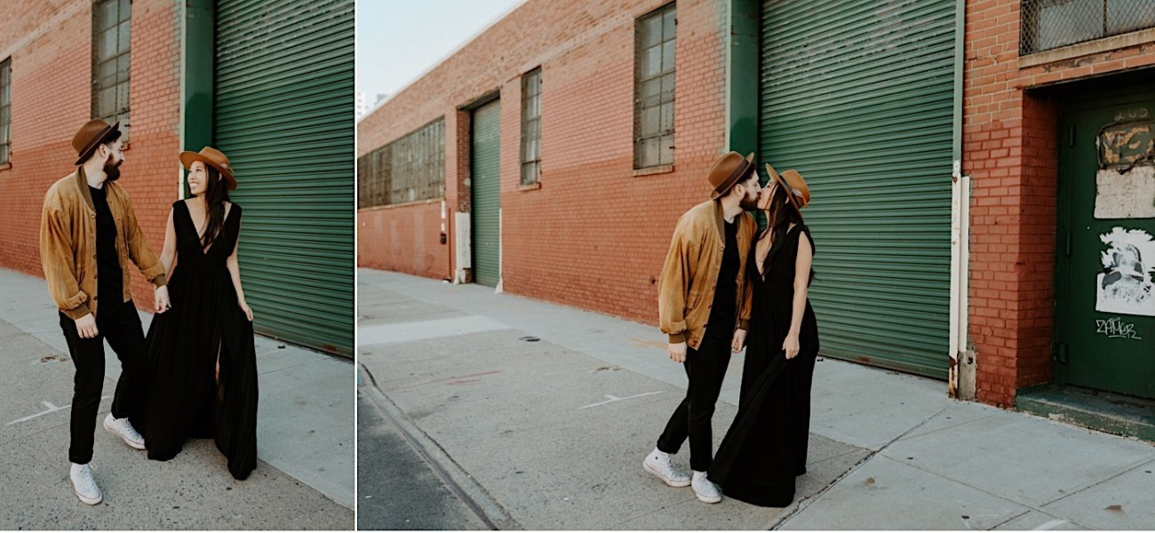 Brooklyn 501 Union Engagement Session New York Wedding Photographer 22