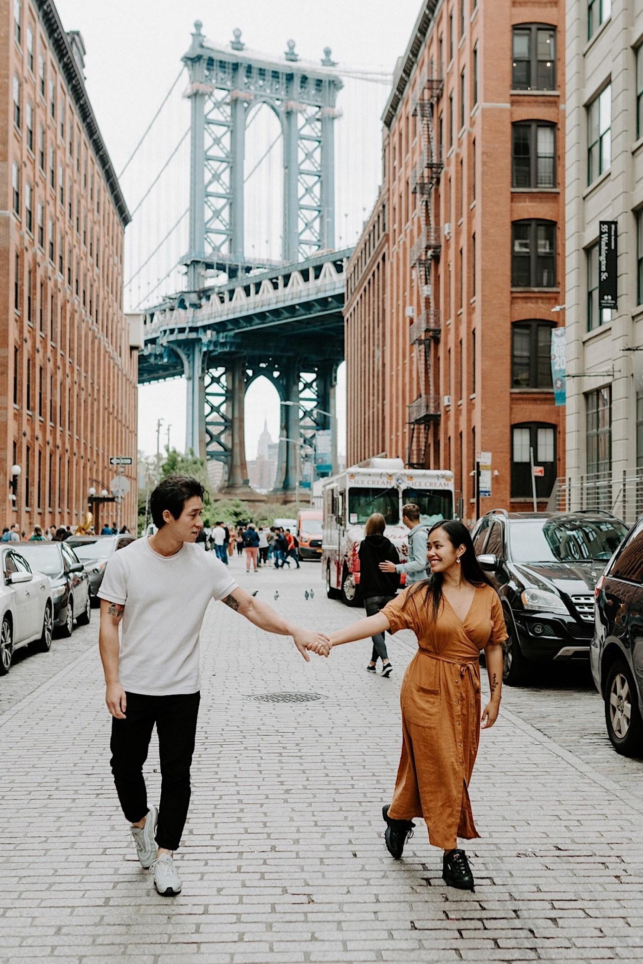 Brooklyn Dumbo Anniversary Session New York Wedding Photographer28