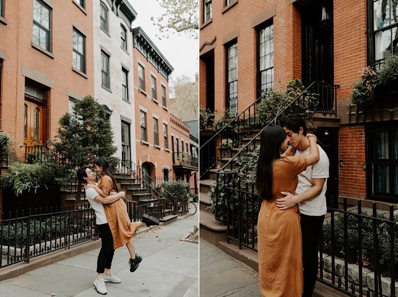 Brooklyn Heights Anniversary Session New York Wedding Photographer09