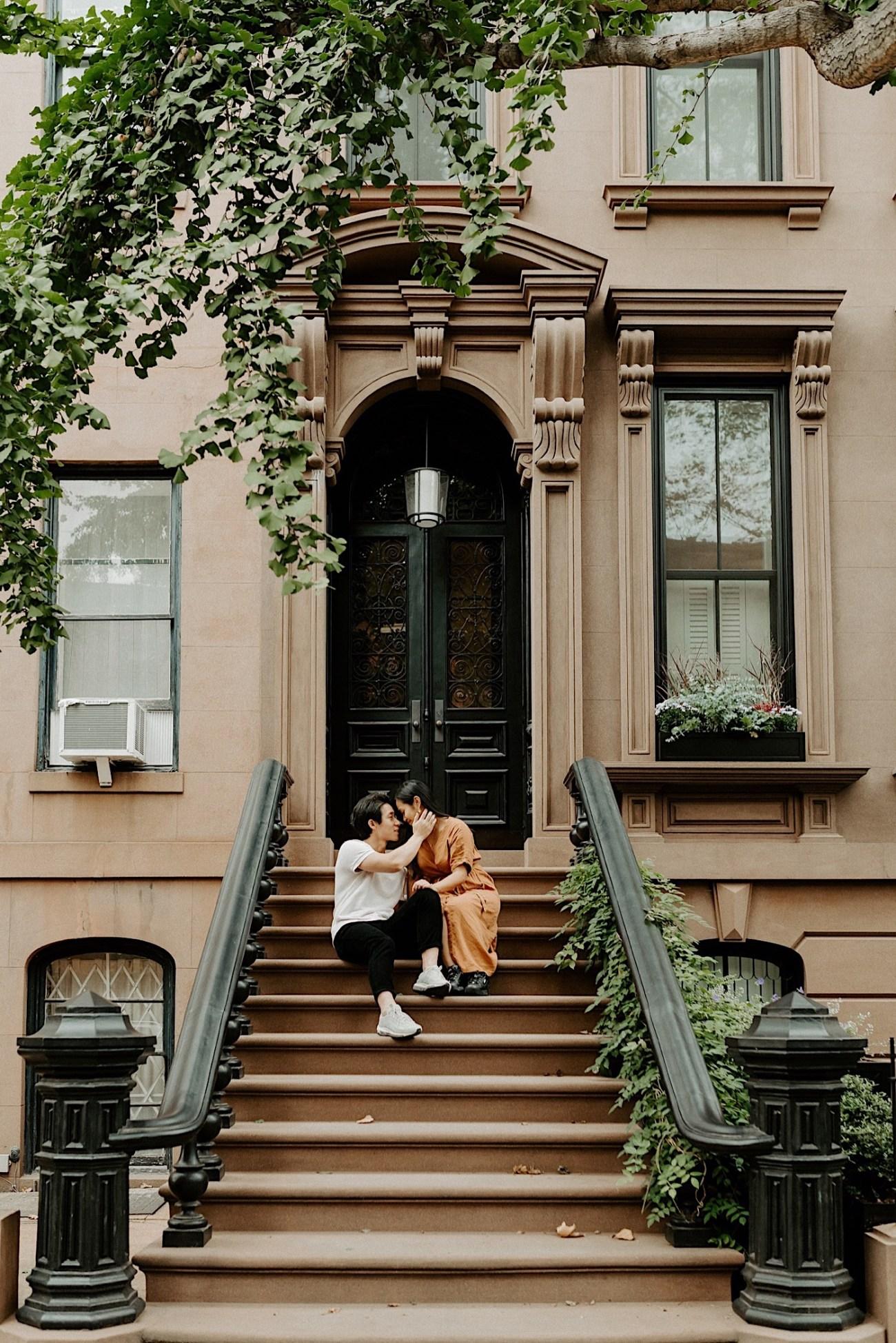 Brooklyn Heights Anniversary Session New York Wedding Photographer18