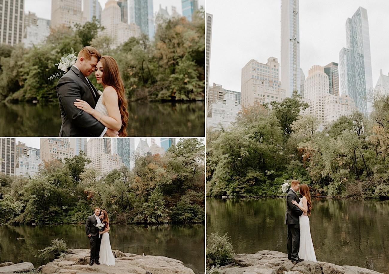 Central Park Wedding Photos Central Park Elopement NYC Wedding Photographer 07