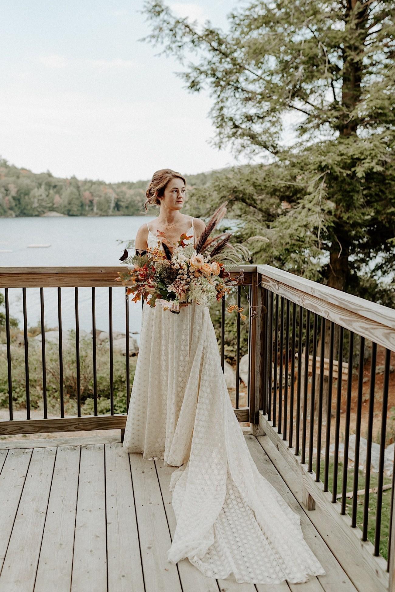 Destination Lakeside Wedding Mt Washington Wedding Outdoor Wedding Boston Wedding Photographer 016