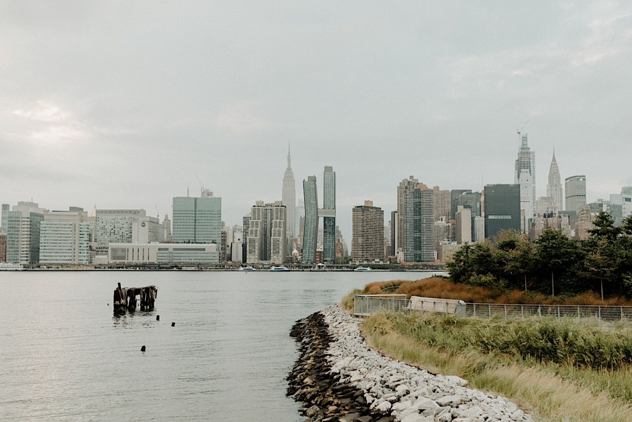 LIC Wedding Greenpoint Wedding LIC Elopement New York Wedding Photographer 043