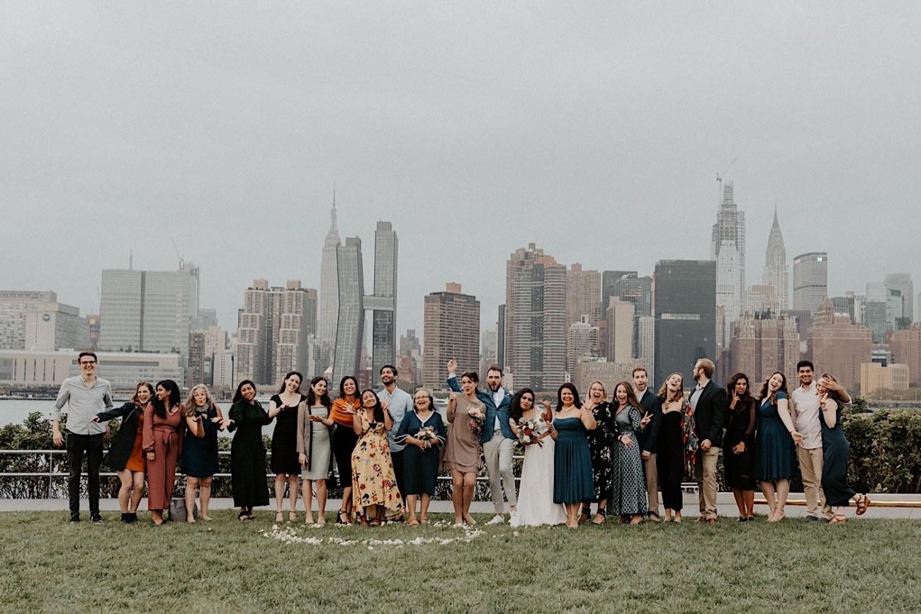 LIC Wedding Greenpoint Wedding LIC Elopement New York Wedding Photographer 057