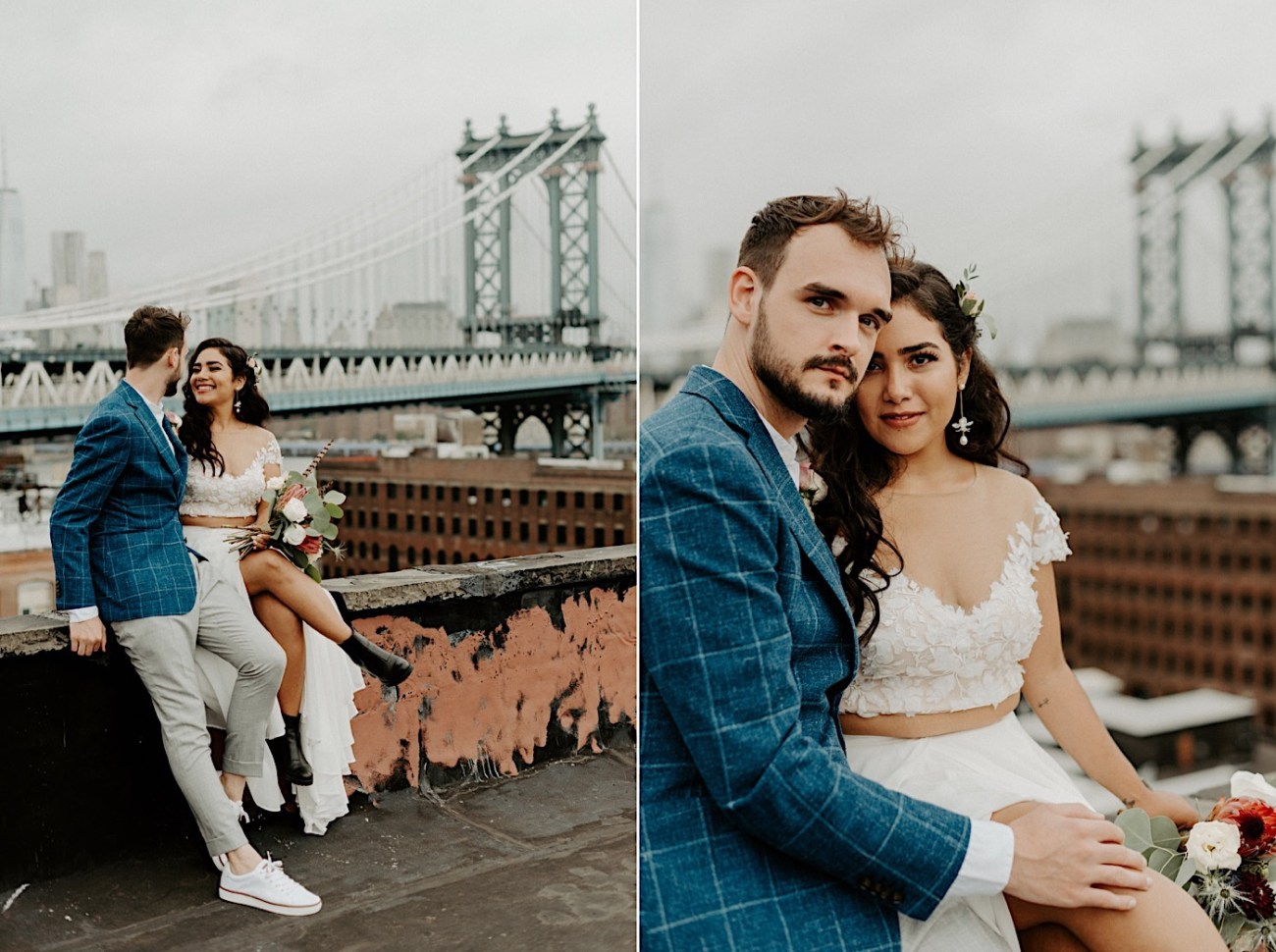 LIC Wedding Greenpoint Wedding LIC Elopement New York Wedding Photographer 080