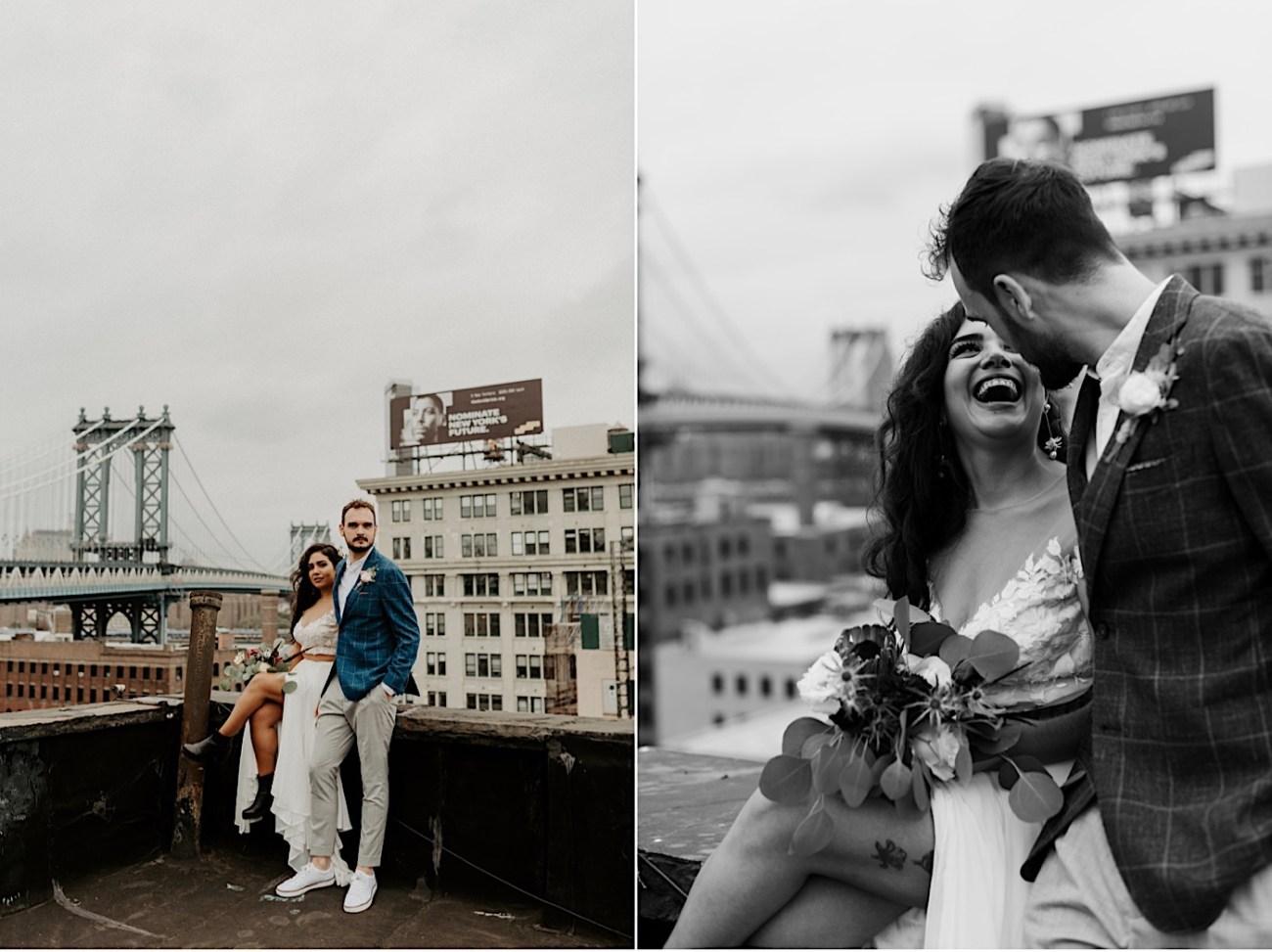LIC Wedding Greenpoint Wedding LIC Elopement New York Wedding Photographer 084