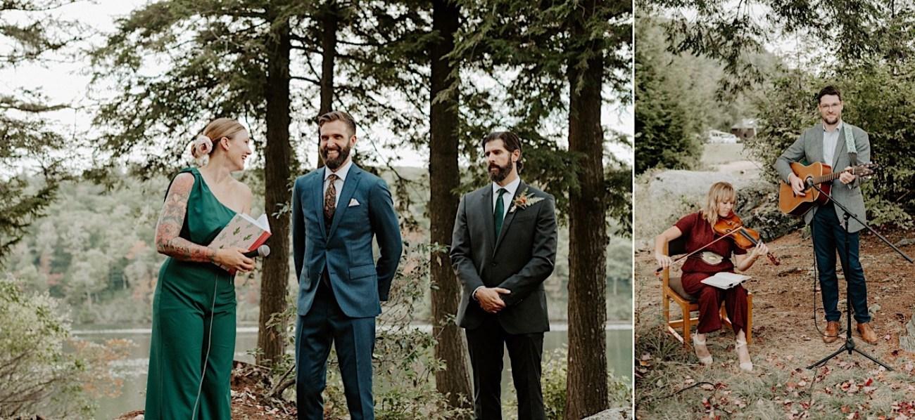 Massachusetts Wedding Photographer Boston Wedding Photographer Outdoor Mountain Wedding 055