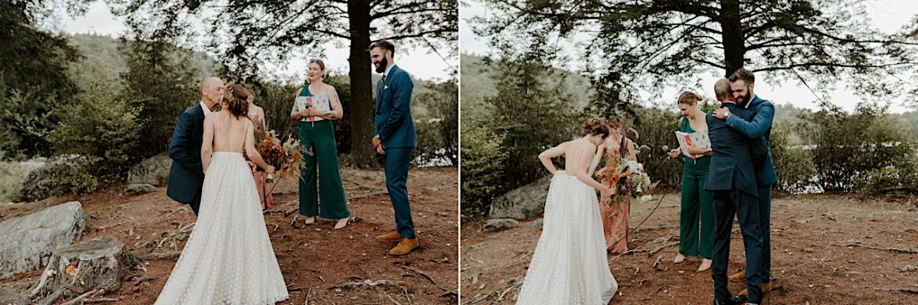 Massachusetts Wedding Photographer Boston Wedding Photographer Outdoor Mountain Wedding 059