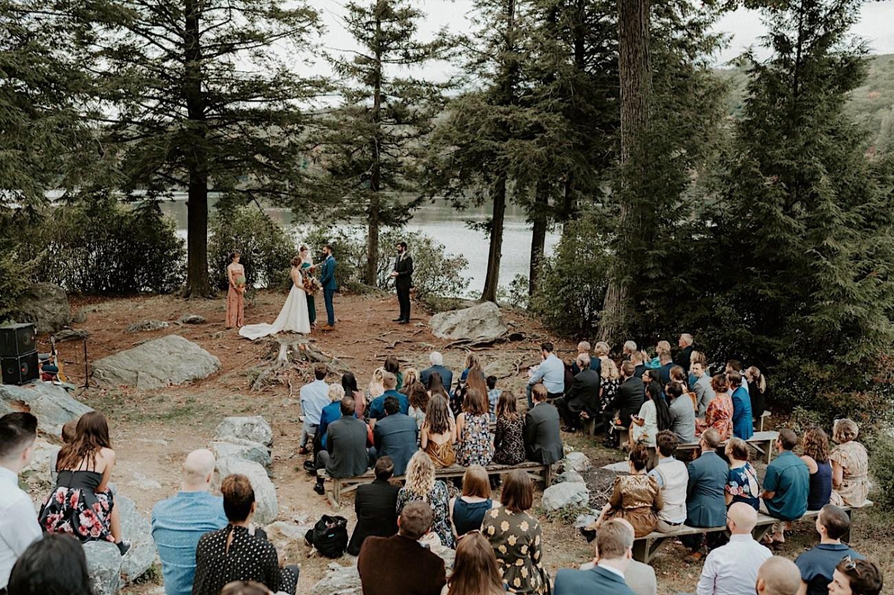 Massachusetts Wedding Photographer Boston Wedding Photographer Outdoor Mountain Wedding 062