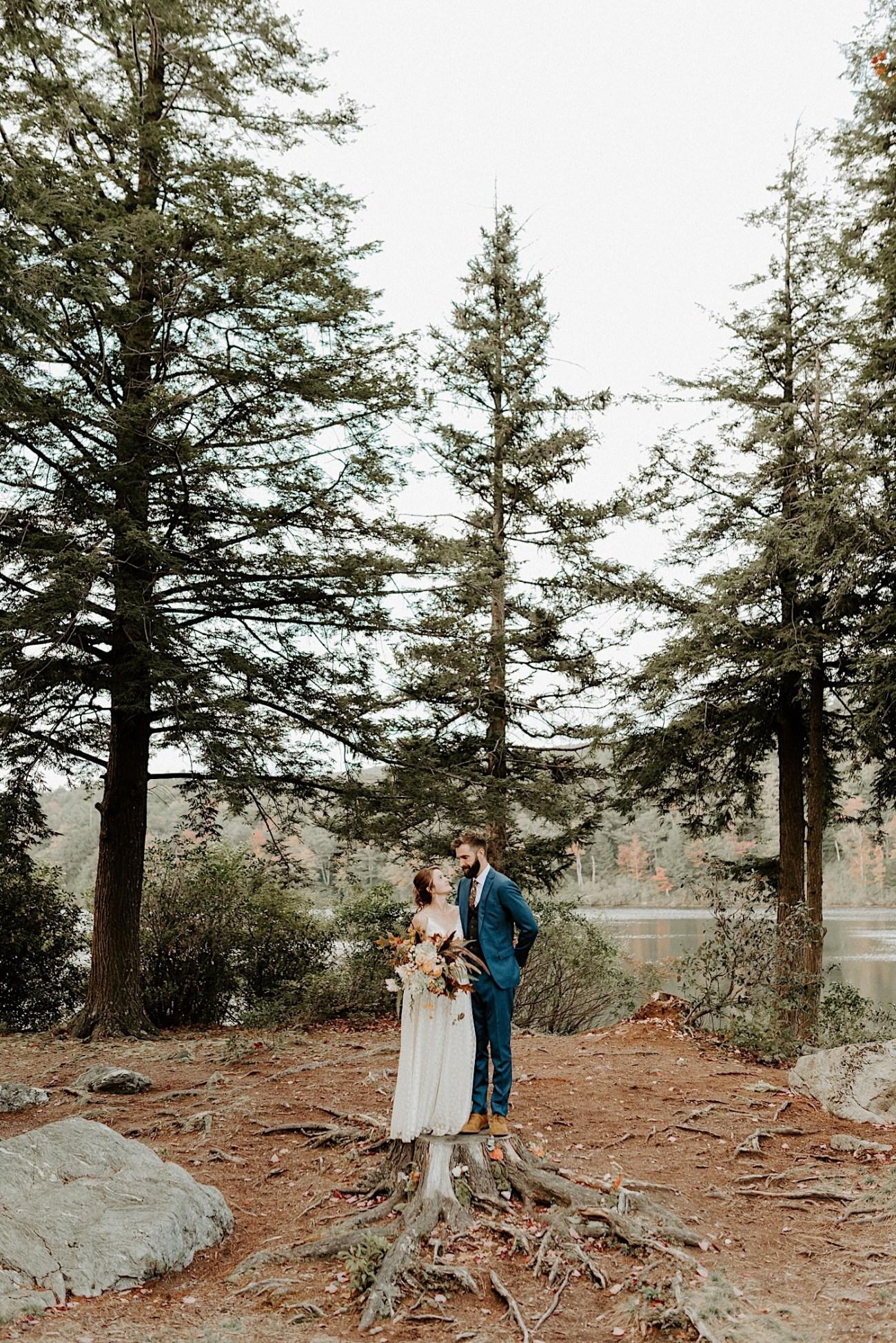 Massachusetts Wedding Photographer Boston Wedding Photographer Outdoor Mountain Wedding 070