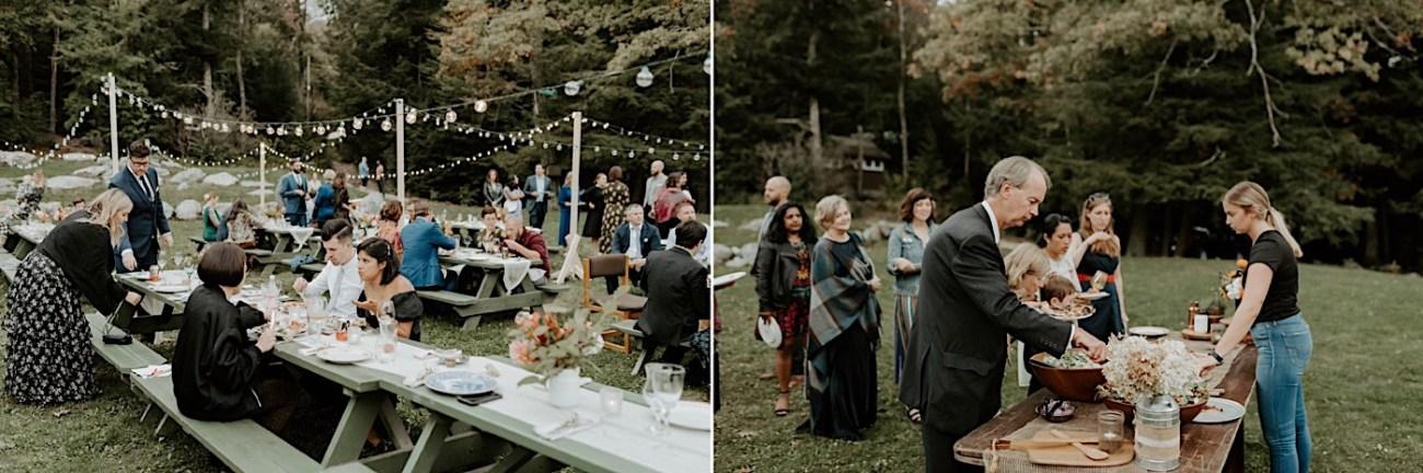Massachusetts Wedding Photographer Boston Wedding Photographer Outdoor Mountain Wedding 087