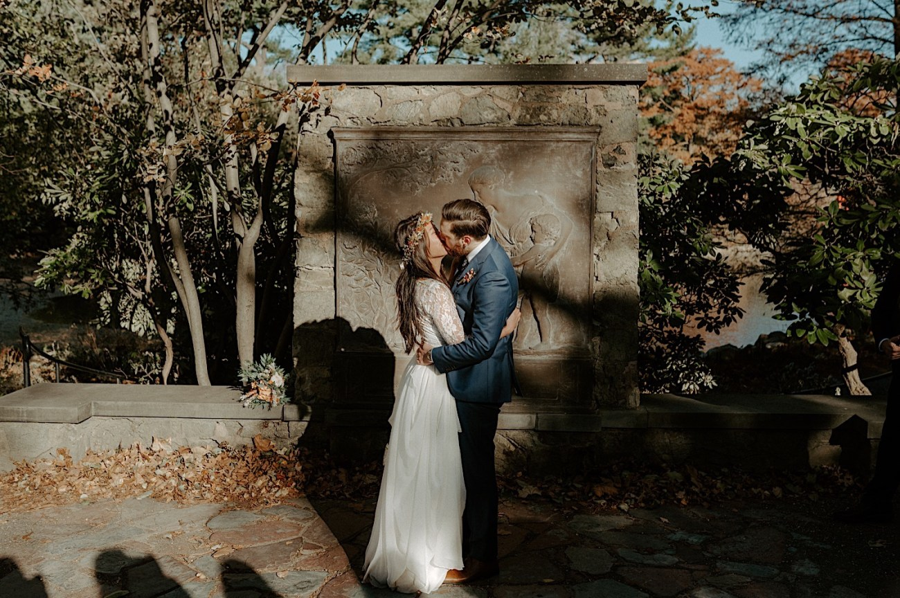 Brooklyn Botanic Garden Wedding Brooklyn Wedding Venue New York Wedding Photographer NYC Elopement 11