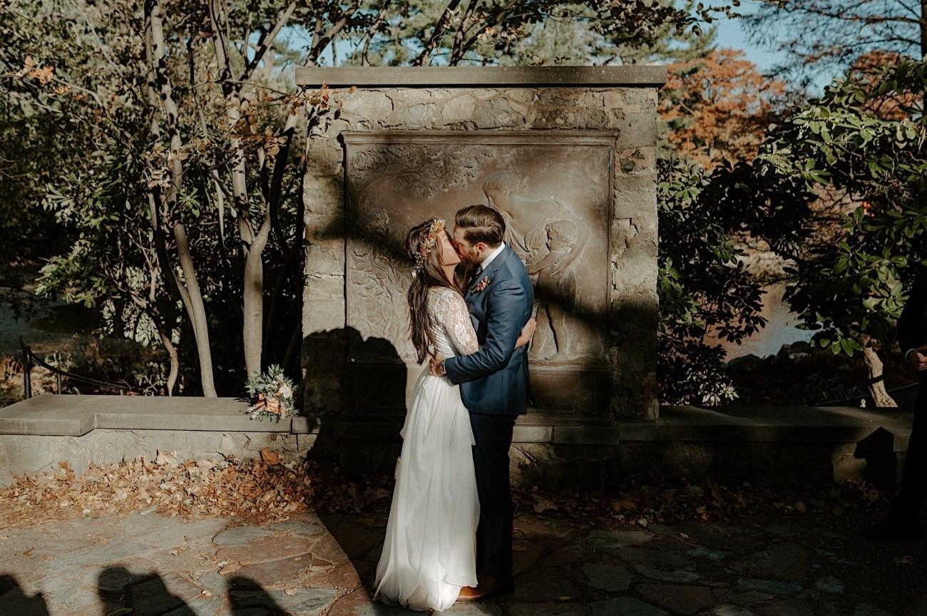 Brooklyn Botanic Garden Wedding Brooklyn Wedding Venue New York Wedding Photographer NYC Elopement 11