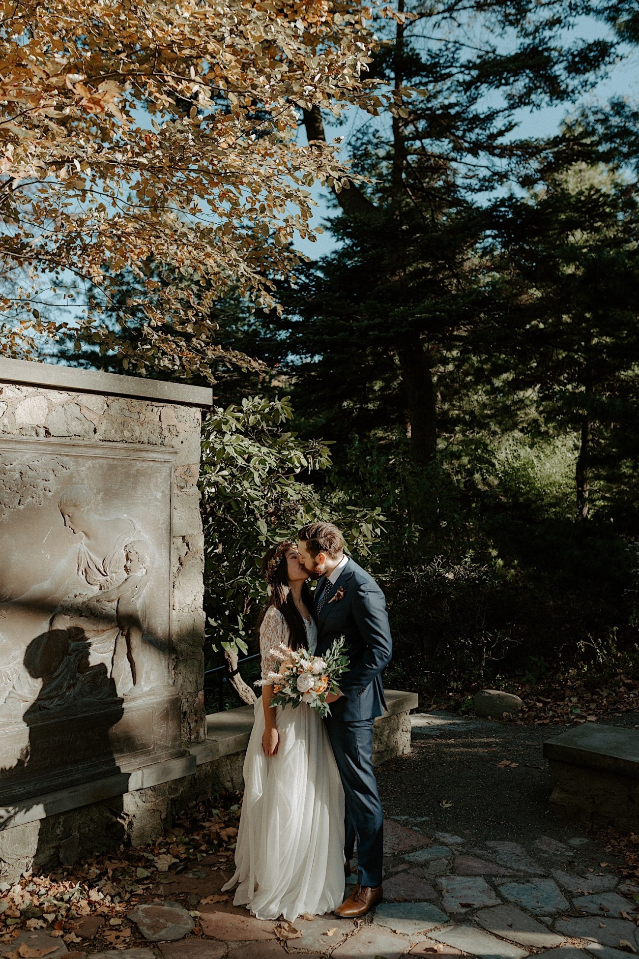 Brooklyn Botanic Garden Wedding Brooklyn Wedding Venue New York Wedding Photographer NYC Elopement 12