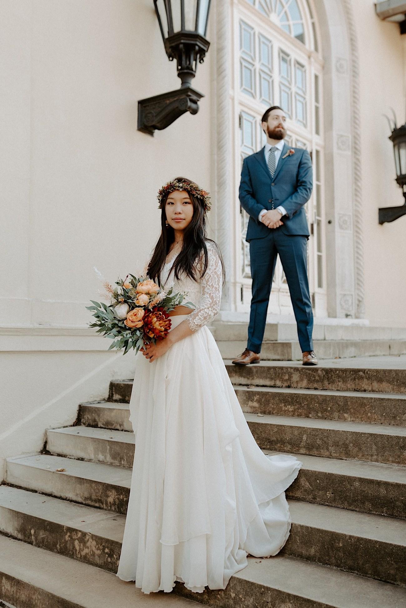Brooklyn Botanic Garden Wedding Brooklyn Wedding Venue New York Wedding Photographer NYC Elopement 15