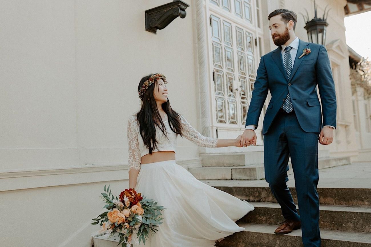 Brooklyn Botanic Garden Wedding Brooklyn Wedding Venue New York Wedding Photographer NYC Elopement 22