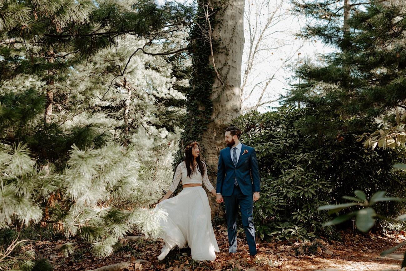 Brooklyn Botanic Garden Wedding Brooklyn Wedding Venue New York Wedding Photographer NYC Elopement 27