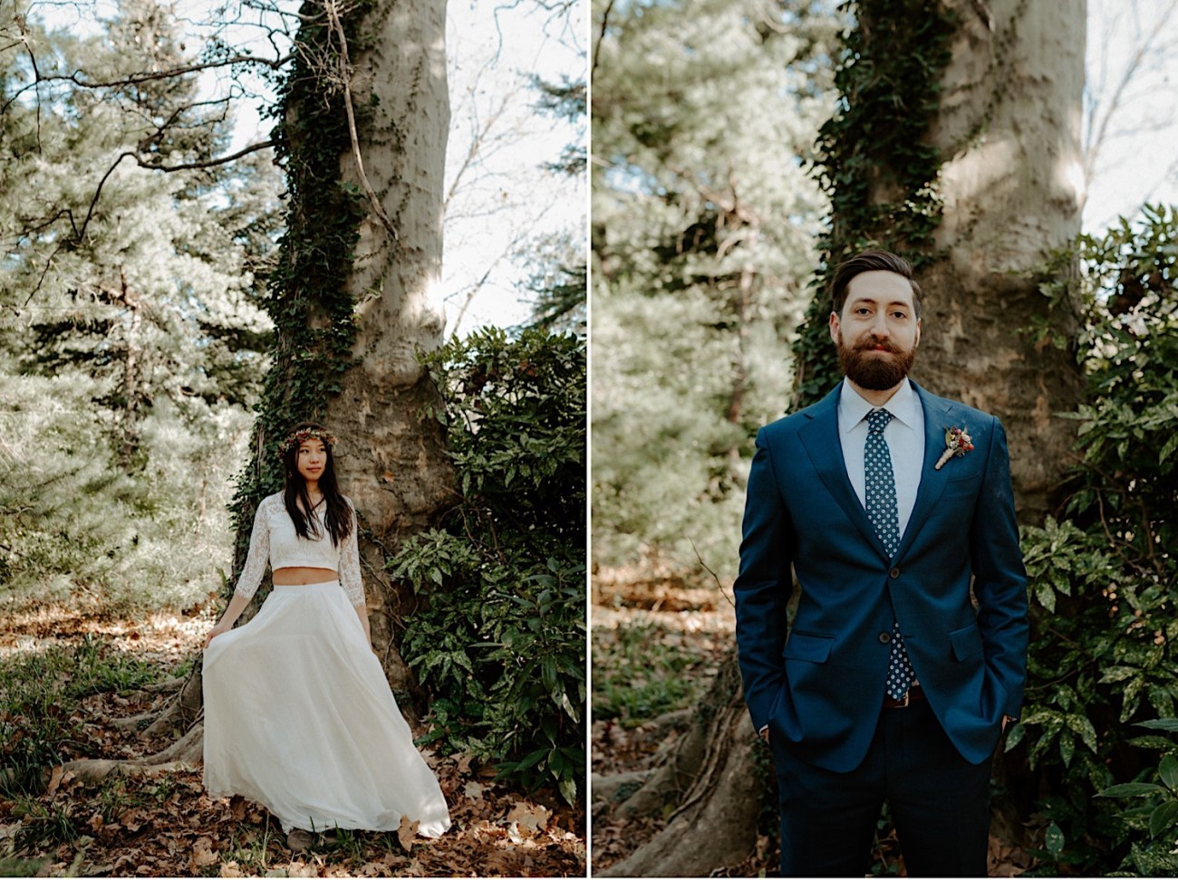 Brooklyn Botanic Garden Wedding Brooklyn Wedding Venue New York Wedding Photographer NYC Elopement 28