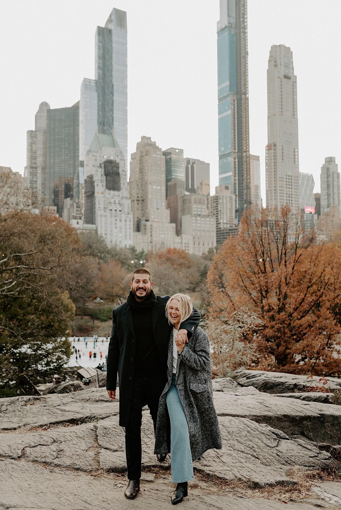 Central Park Engagement Photos Manhattan Engagement NYC Wedding Photographer 27