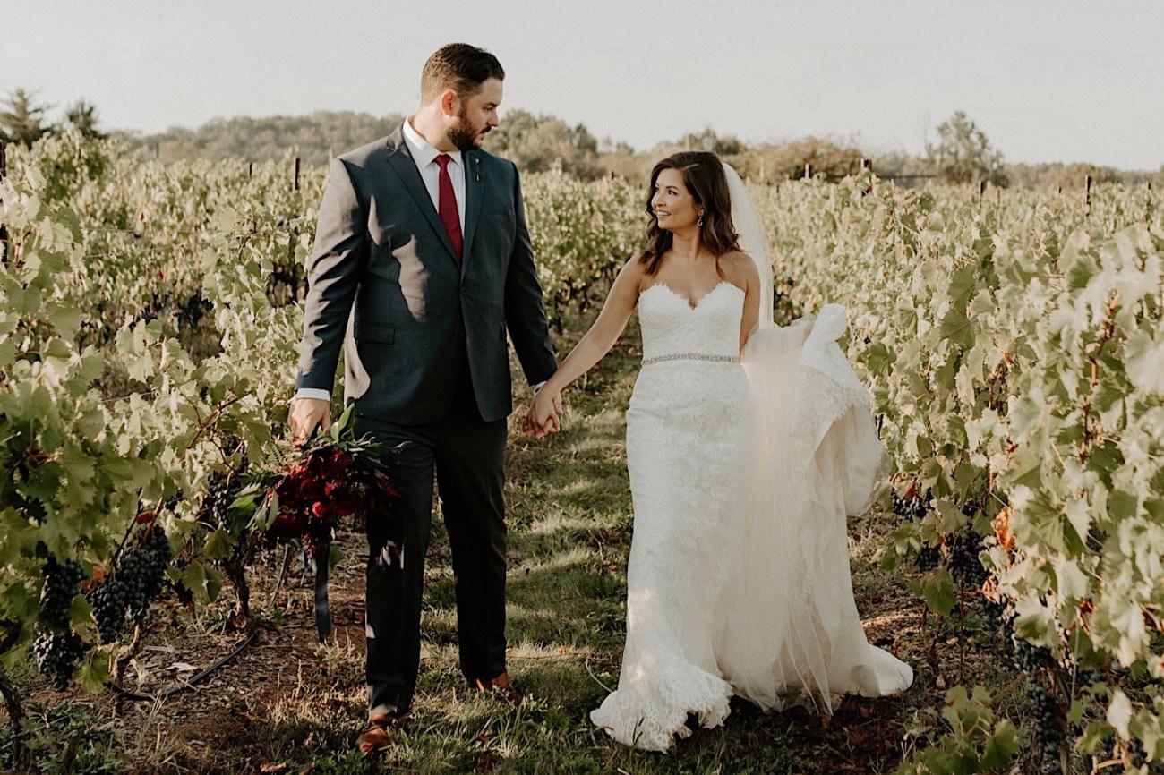 Hopewell Valley Vineyards Wedding New Jersey Wedding Photographer 16