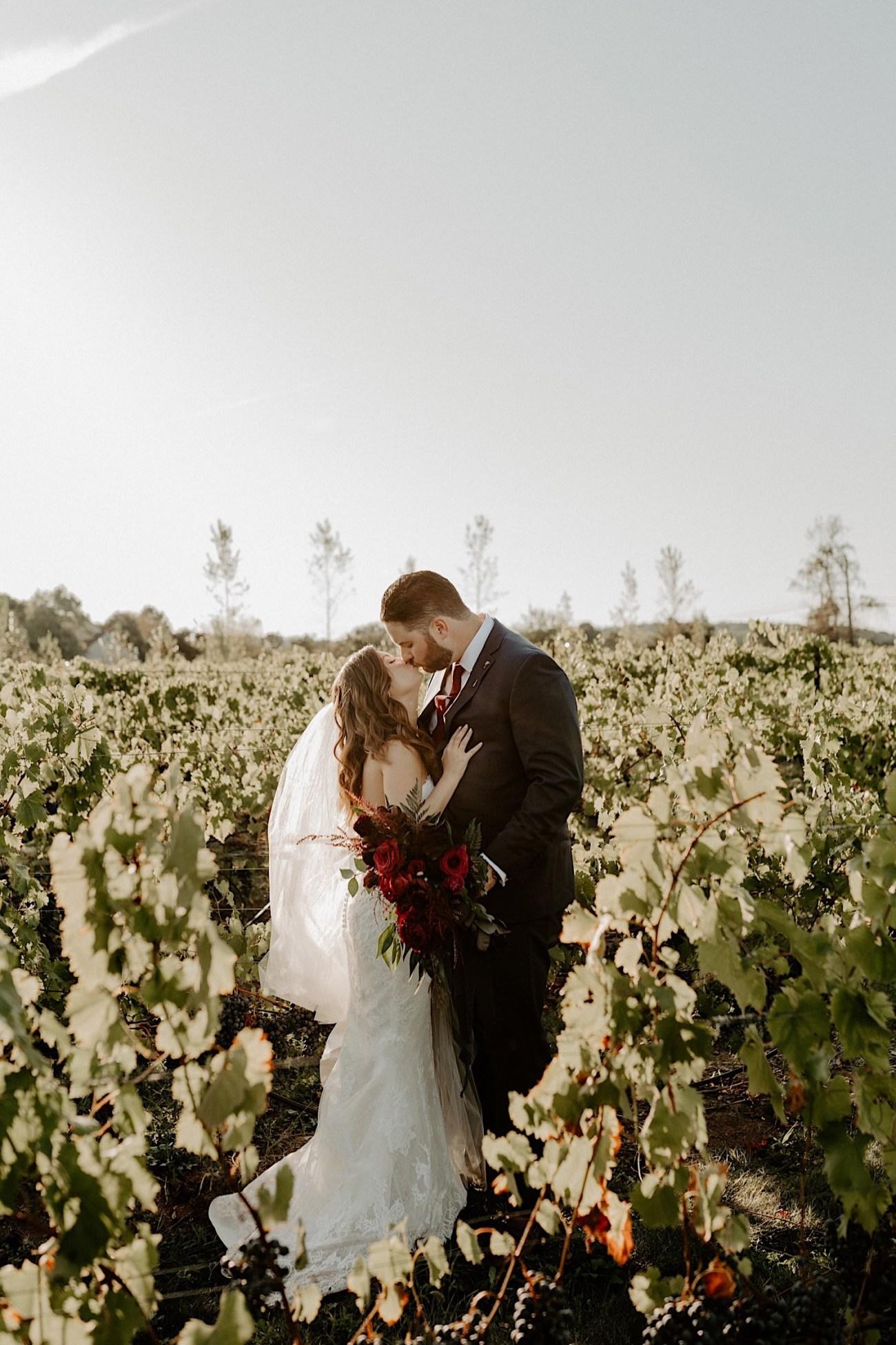 Hopewell Valley Vineyards Wedding New Jersey Wedding Photographer 18