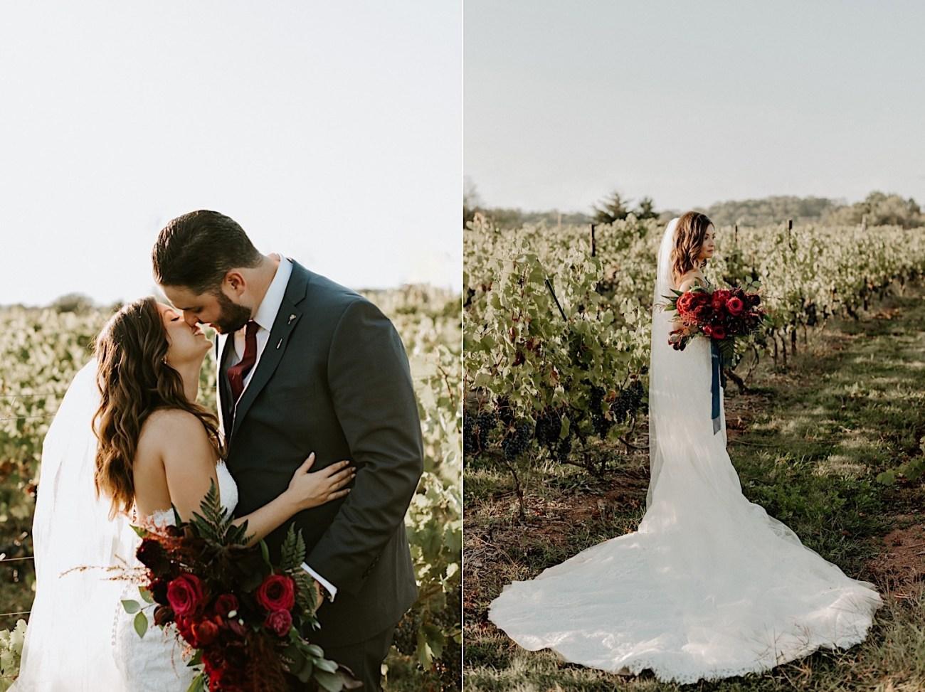 Hopewell Valley Vineyards Wedding New Jersey Wedding Photographer 19