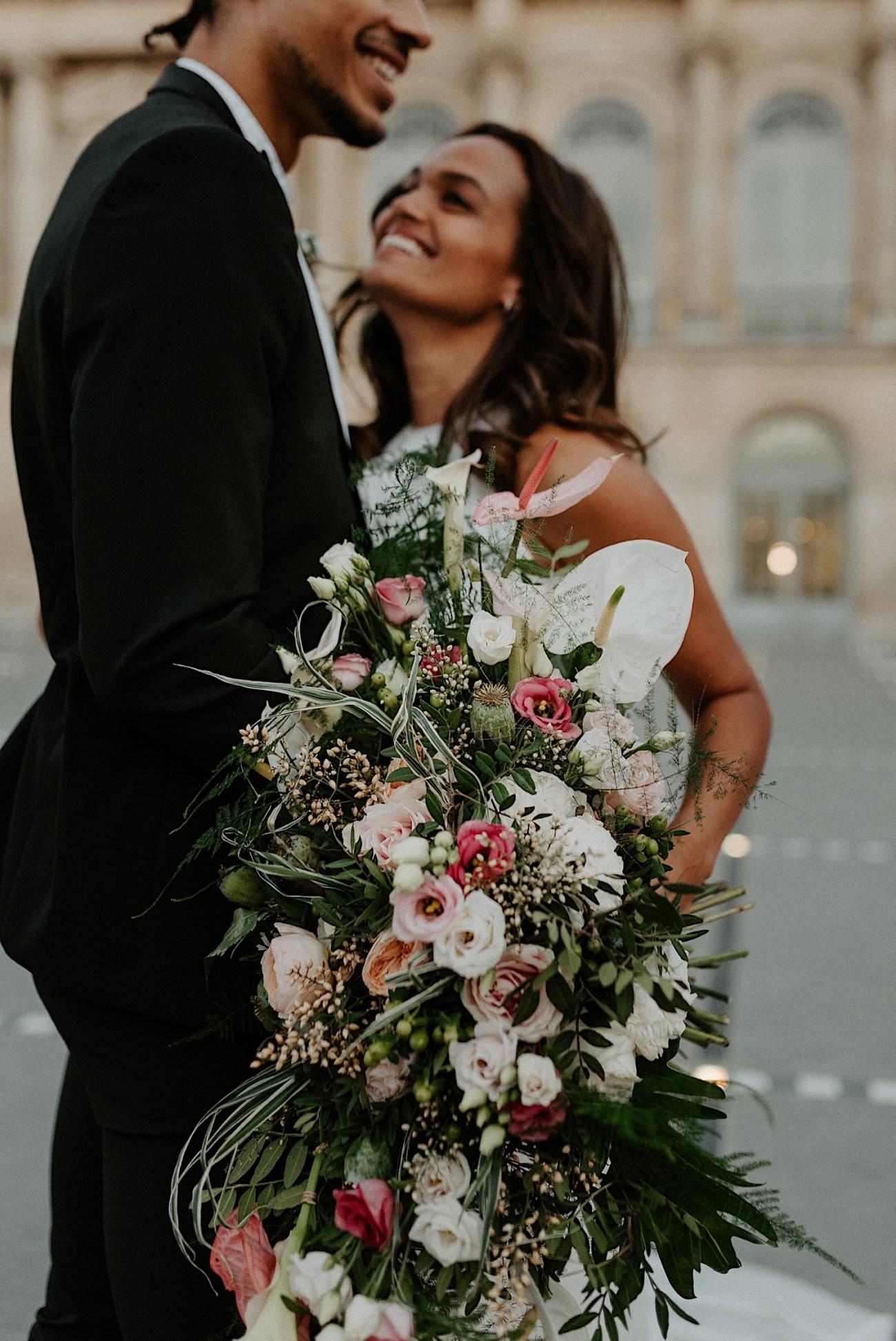 Paris Louvre Wedding Photos Paris Wedding Photographer Destination Wedding France Anais Possamai Photography 20