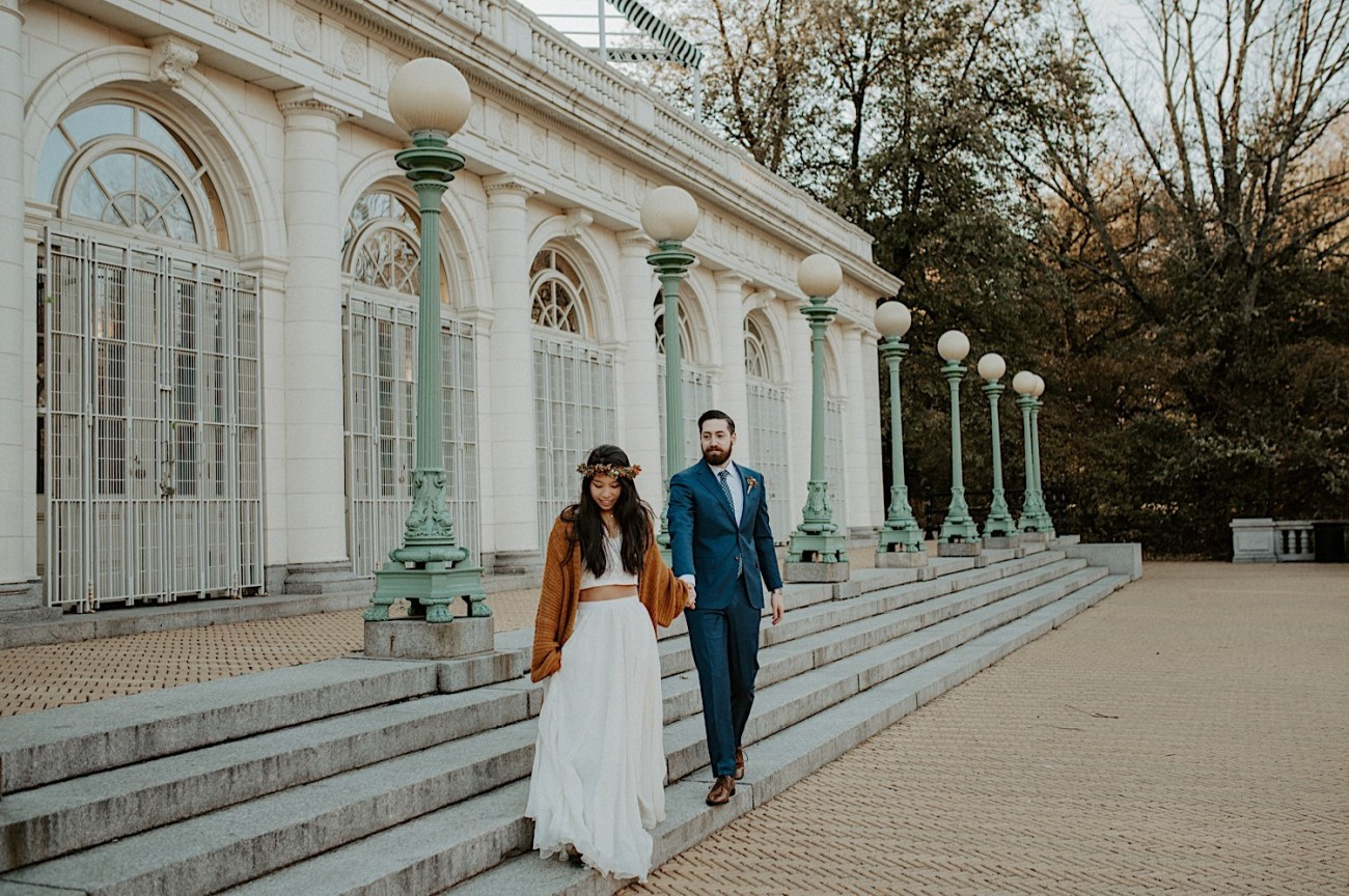 Prospect Park Wedding Photos Brooklyn Elopement New York Wedding Photographer 03