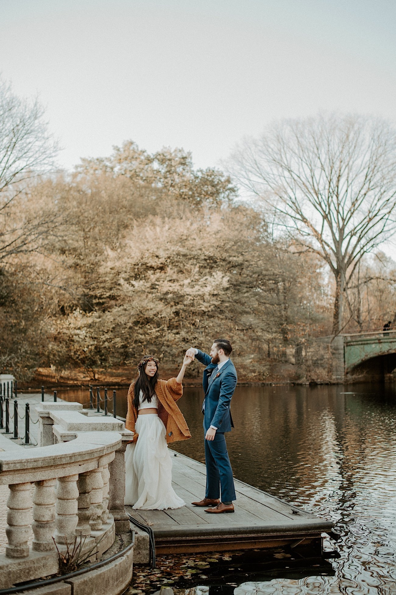 Prospect Park Wedding Photos Brooklyn Elopement New York Wedding Photographer 04
