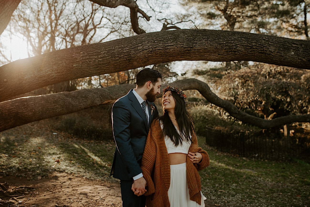 Prospect Park Wedding Photos Brooklyn Elopement New York Wedding Photographer 09