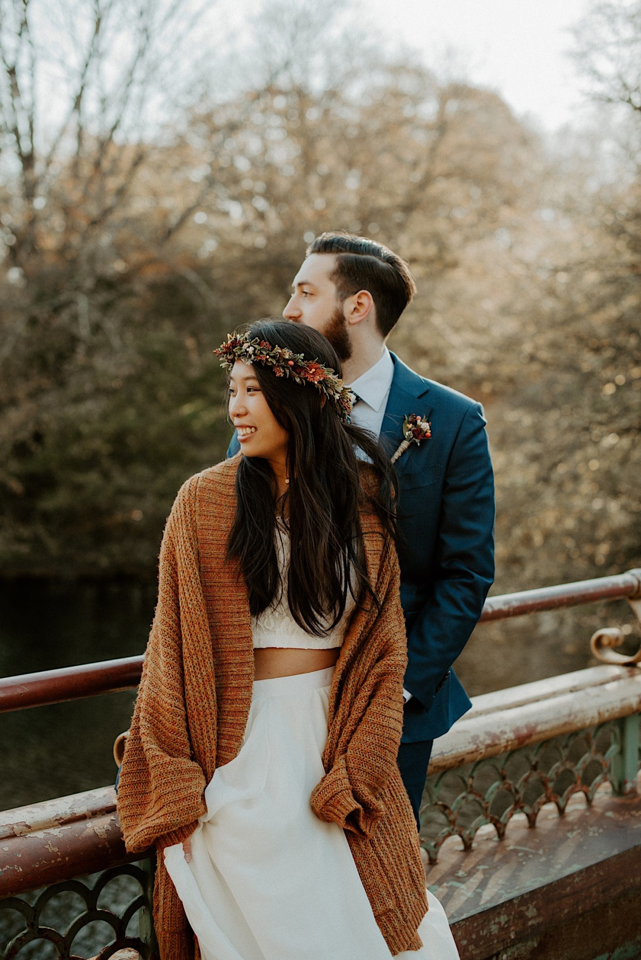 Prospect Park Wedding Photos Brooklyn Elopement New York Wedding Photographer 12