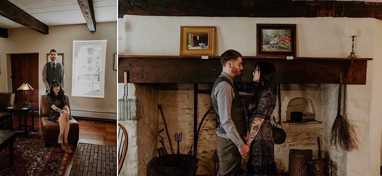 The Inn At Glencairn Wedding Princeton Wedding Photographer NJ Wedding Photographer 10