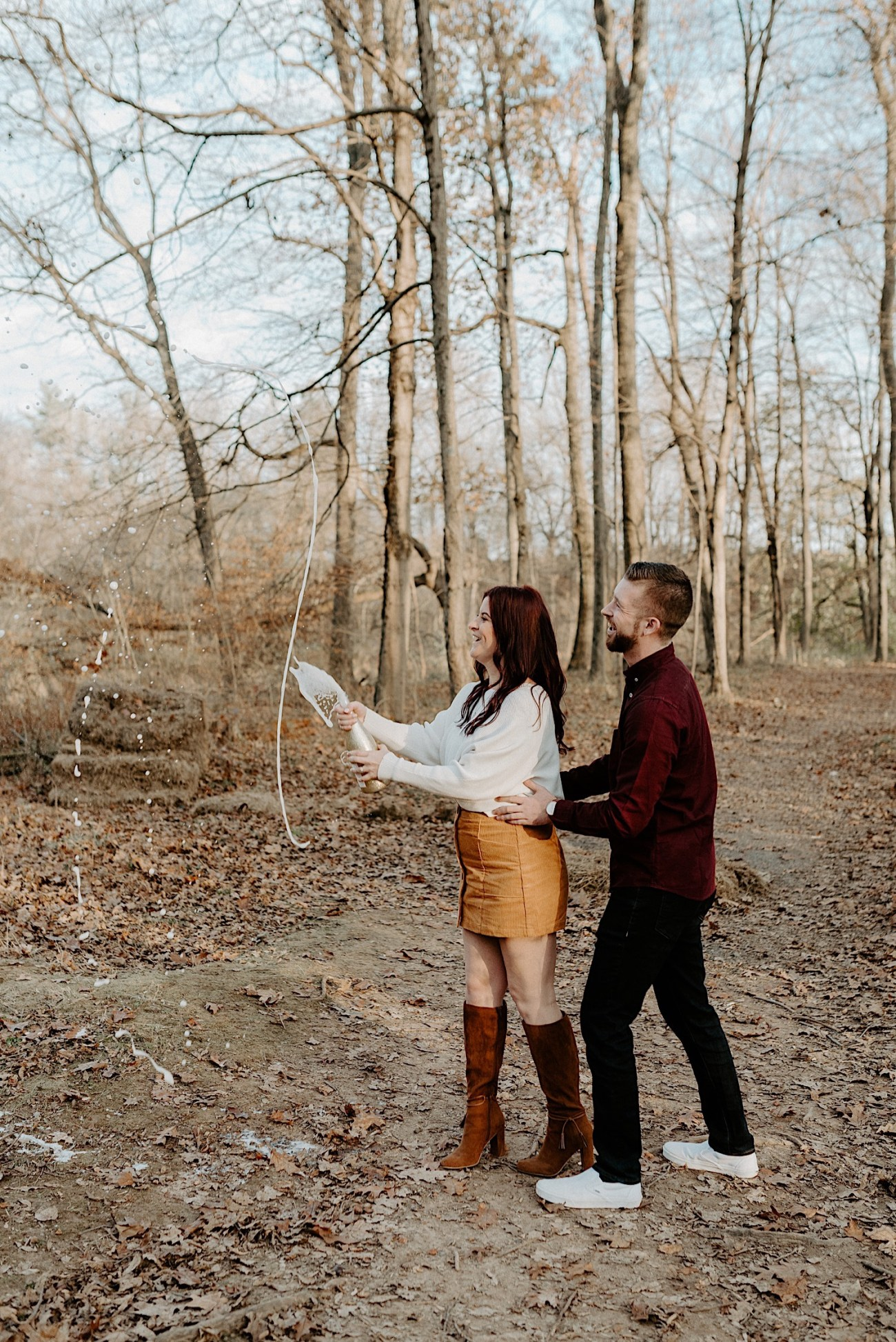 Tyler State Park Engagement Session Philadelphia Wedding Photographer Philadelphia Engagement Session 10