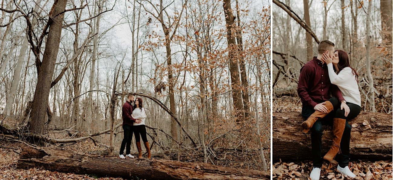 Tyler State Park Engagement Session Philadelphia Wedding Photographer Philadelphia Engagement Session 28