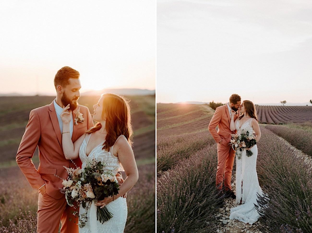 Valensole Wedding Photos Lavender Field Wedding Provence Wedding French Wedding Photographer Destination Wedding France Anais Possamai Photography 02