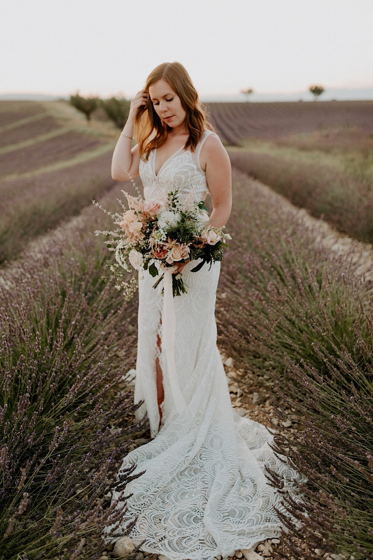 Valensole Wedding Photos Lavender Field Wedding Provence Wedding French Wedding Photographer Destination Wedding France Anais Possamai Photography 11