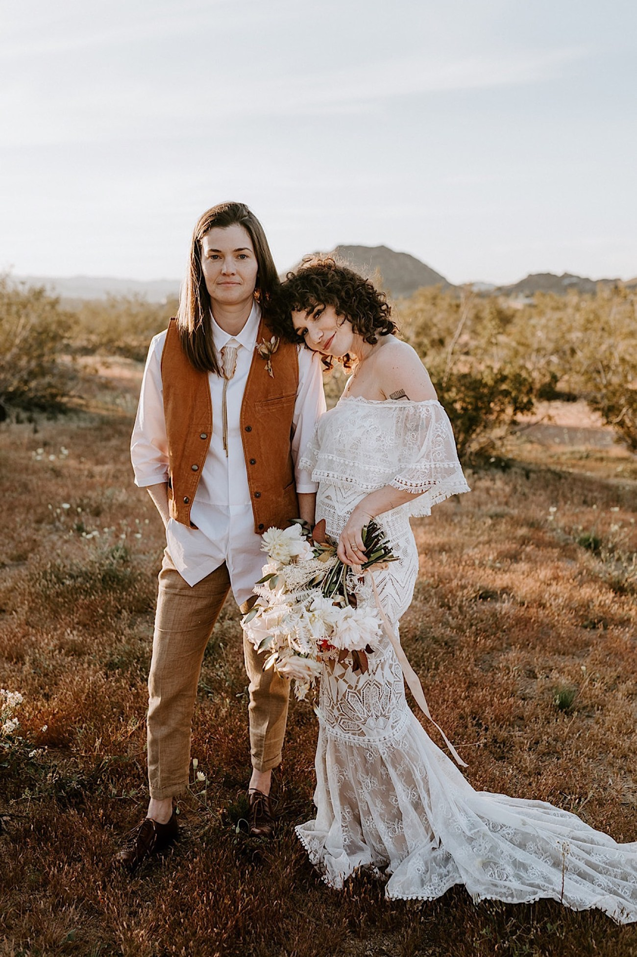 017 Joshua Tree Elopement Palm Springs Wedding California Wedding Photographer