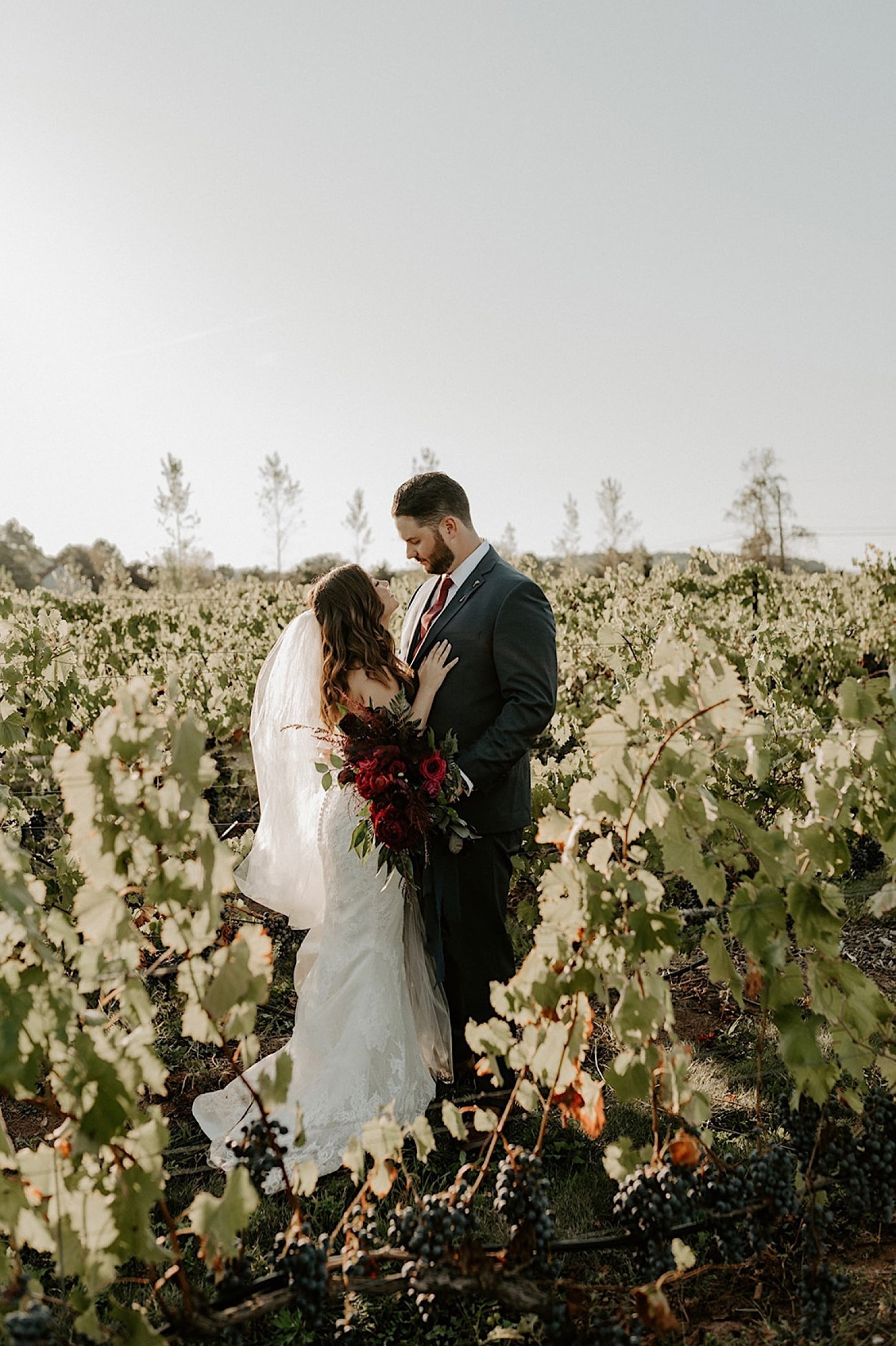 031 Hopewell Valley Vineyards Wedding New Jersey Wedding Photographer Vineyards Wedding Burgundy Wedding Inspiration Boho Wedding Inspiration