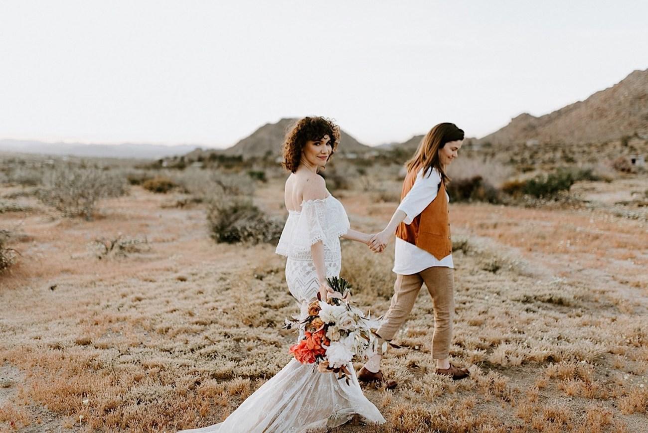 038 Joshua Tree Elopement Palm Springs Wedding California Wedding Photographer