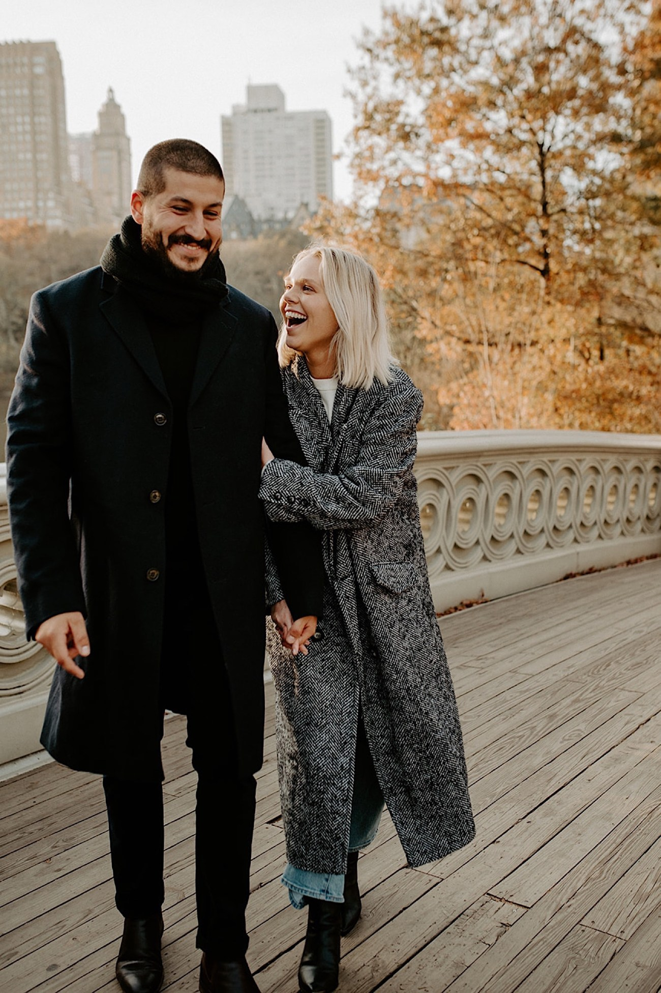 049 Central Park Enagement Photos Bethesda Terrace Engagement Photos New York Wedding Photographer