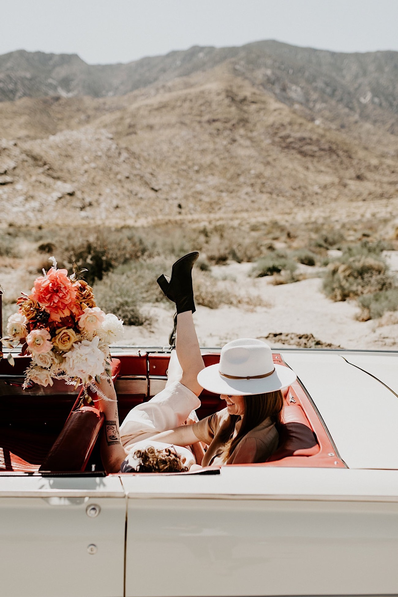 080 Joshua Tree Elopement Palm Springs Wedding California Wedding Photographer