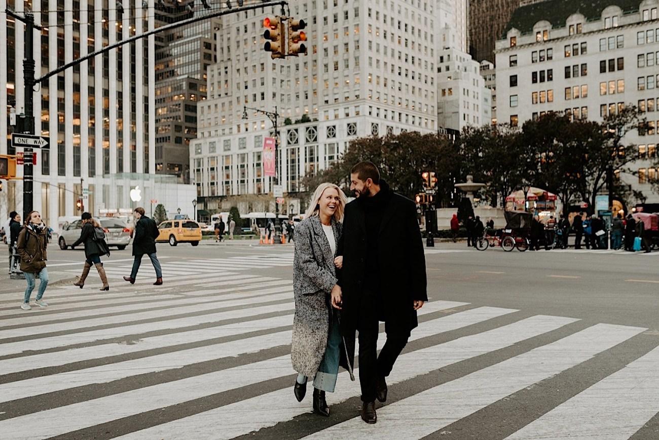 083 Central Park Enagement Photos Bethesda Terrace Engagement Photos New York Wedding Photographer