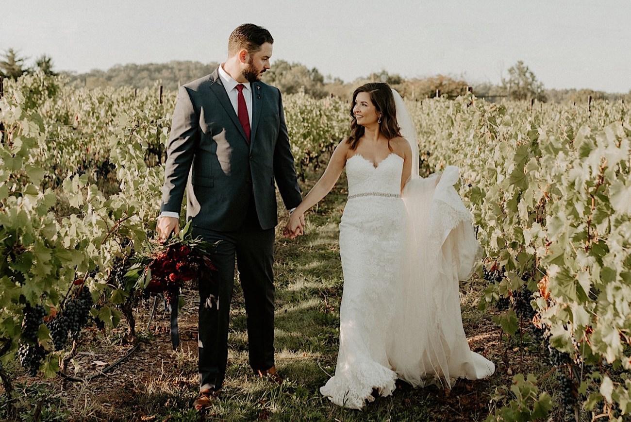 130 Hopewell Valley Vineyards Wedding New Jersey Wedding Photographer Vineyards Wedding Burgundy Wedding Inspiration Boho Wedding Inspiration